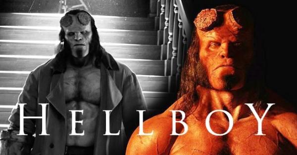 تریلر رسمی فیلم پسر جهنمی 2019 (hellboy 2019)