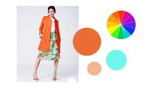 چگونه حرفه ای رنگ لباس ست کنیم؟ اصول ست کردن لباس