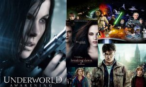 بهترین فیلم های چند قسمتی دنیا ، بهترین فیلم های تخیلی دنیا ،سری فیلم های تخیلی پر بازدید