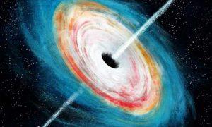 سیاهچاله ها چقدر میتوانند بزرگ باشند