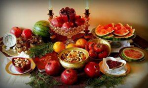 خوراکی های ویژه شب یلدا