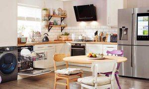 پرکاربردترین لوازم برقی برای آشپزخانه لوازم برقی ضروری آشپزخانه برای جهیزیه لیست وسایل برقی آشپزخانه