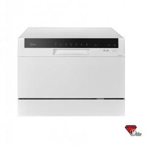 ماشین ظرفشویی رومیزی میدیا مدل WQP6-3602F