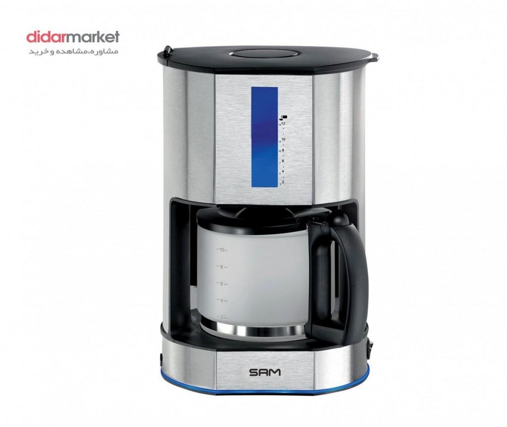 قهوه ساز سام مدل CM-716