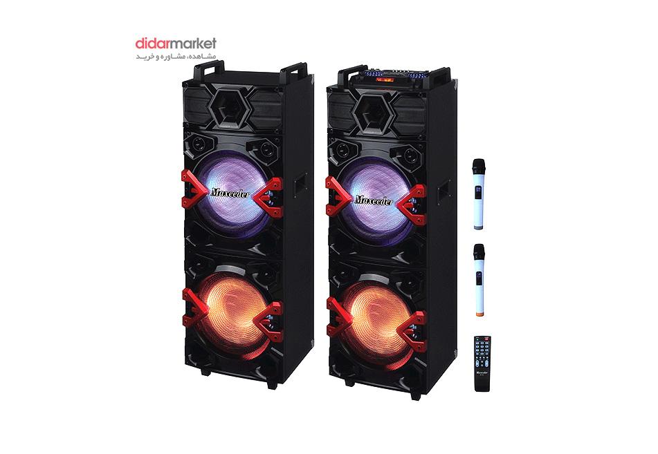 اسپیکر مکسیدر مدل MX-ES2122 JK01