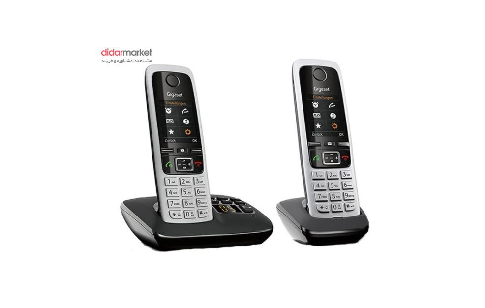 تلفن گیگاست مدل C430A Duo