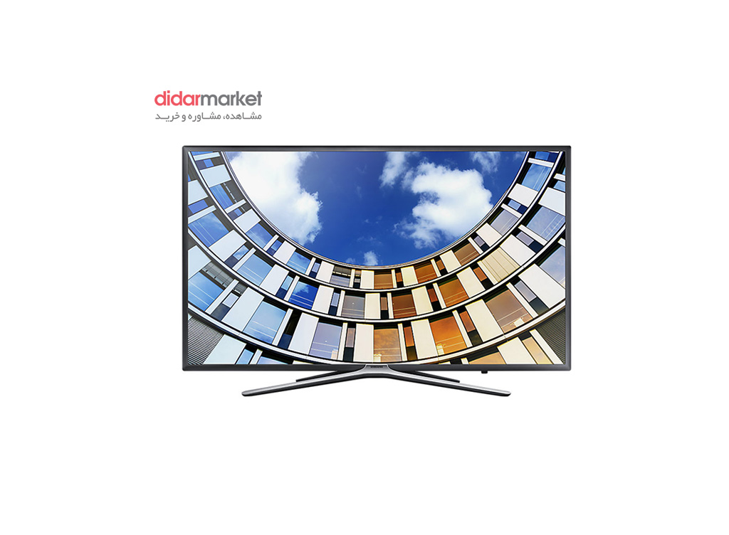 تلویزیون ال ای دی سامسونگ مدل 55M6970
