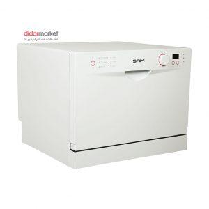 ظرفشویی رومیزی سام مدل DW-T1309