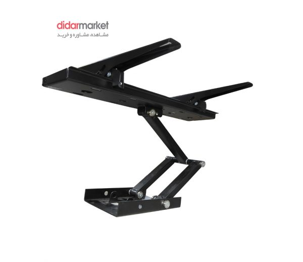 پایه دیواری متحرک آیکن مدلPD3610برای تلویزیون های40تا65 اینچ