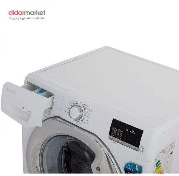 ماشین لباسشویی زیرووات مدل OZ-1282