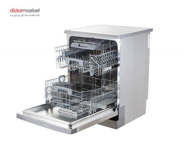 ماشین ظرفشویی زیرووات مدل ZDP-1D67
