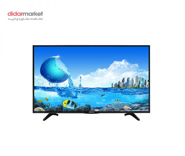 تلویزیون ال ای دی هایسنس مدل 43N2179PW هایسنس تلویزیون ال ای دی مدل 43N2179PW