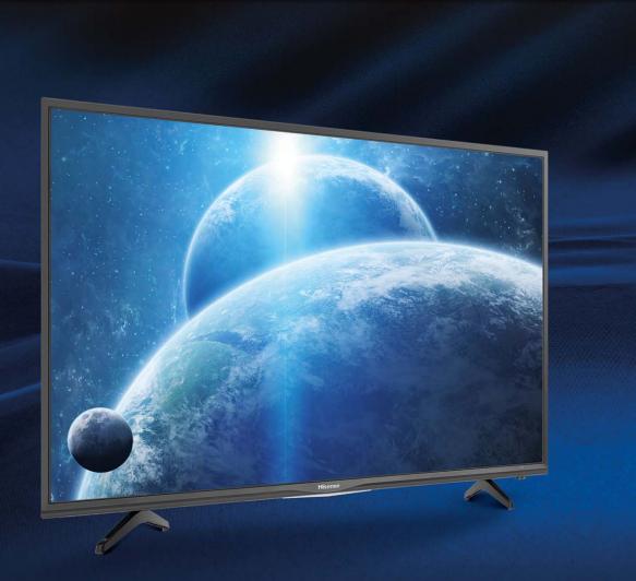 تلویزیون ال ای دی هایسنس مدل 43N2179PW