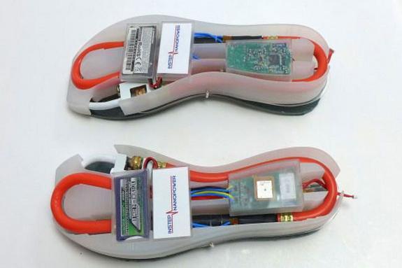 موبایلتان را با راه رفتن شارژ کنید شارژ موبایل با راه رفتن