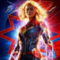 Captain Marvel در مقایسه با دیگر قهرمانان مارول تریلر دوم فیلم کاپیتان مارول