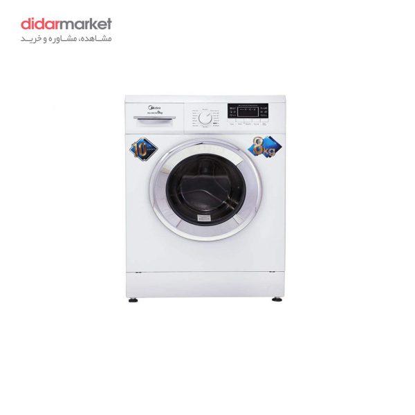 لباسشویی مایدیا مدل WU-14804 لباسشویی میدیا مدل WU-14804