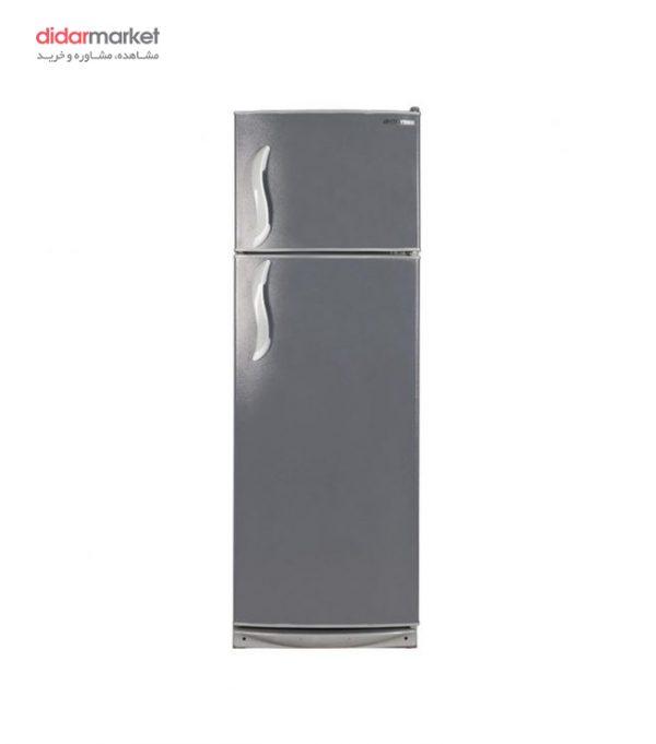 یخچال فریزر آزمایش مدل AZ160 آزمایش یخچال فریزر مدل AZ160