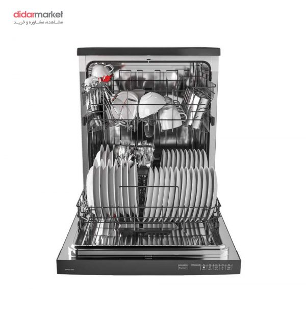 ماشین ظرفشویی زیرووات مدل ZDPN-1L390