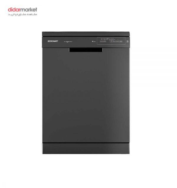 ماشین ظرفشویی زیرووات مدل ZDPN-1L390 ماشین ظرفشویی مدل ZDPN-1L390