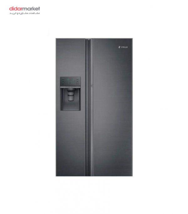 یخچال فریزر ساید بای ساید اسنوا مدل S8-3350 اسنوا ساید بای ساید مدل S8-3350