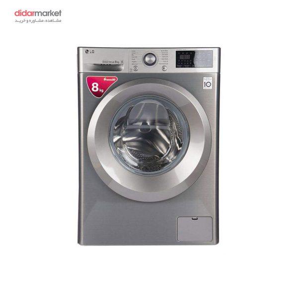 ماشین لباسشویی ال جی مدل WM-821 ال جی ماشین لباسشویی مدل WM-821
