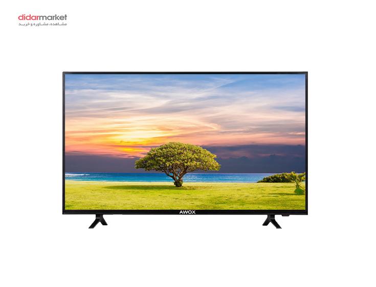 تلویزیون ال ای دی پارس الکتریک اووکس 65 اینچ