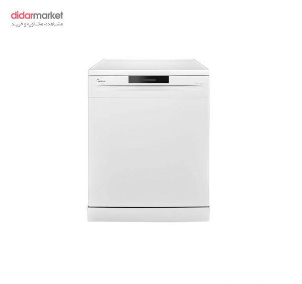 ماشین ظرفشویی مایدیا مدل WQP12-7605V مایدیا ماشین ظرفشویی مدل WQP12-7605V