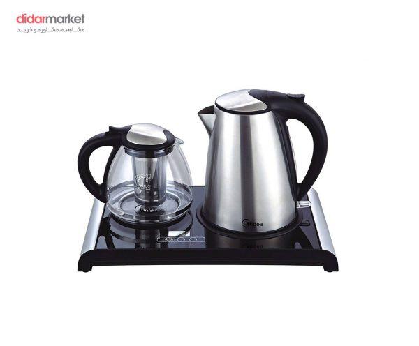 چای ساز مایدیا مدل MT-8992T-E1 مایدیا چای ساز مدل MT-8992T-E1