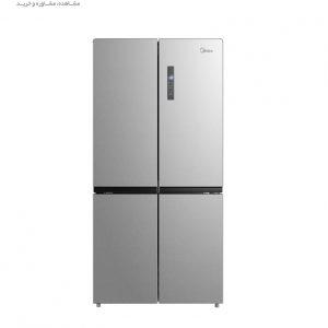 یخچال و فریزر ساید بای ساید مایدیا مدل HQ-840WEN