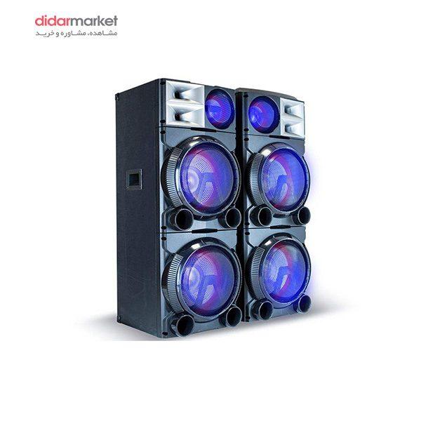 اسپیکر میکرولب مدل DJ-1201