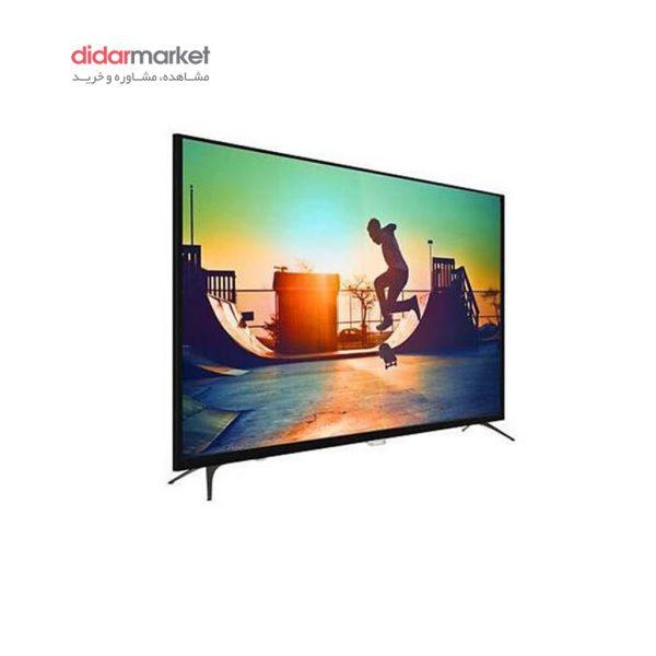 تلویزیون ال ای دی هوشمند فیلیپس مدل 50PUT6002