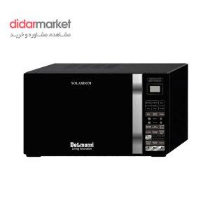 مایکروویو 30لیتری دلمونتی مدل DL700 ، دلمونتی مایکروویو مدل DL700 لیتری 30