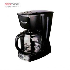 قهوه ساز دلمونتی مدل DL655 دلمونتی قهوه ساز مدل DL655