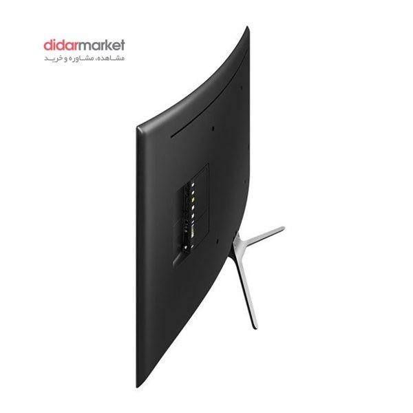 تلویزیون ال ای دی هوشمند خمیده سامسونگ مدل 49N6950