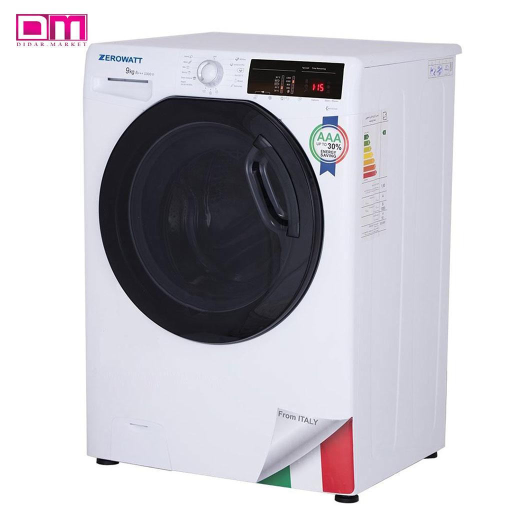 ماشین لباسشویی زیرووات مدل OZ-1394