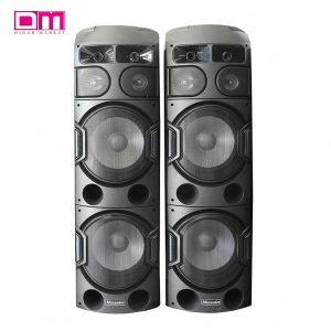 اسپیکر مکسیدر مدل MX-DJ2122-AL1226 پخش کننده خانگی