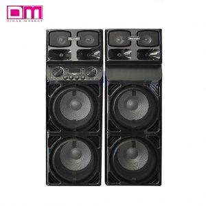 اسپیکر مکسیدر مدل MX-DJ2122-AL1225 پخش کننده خانگی