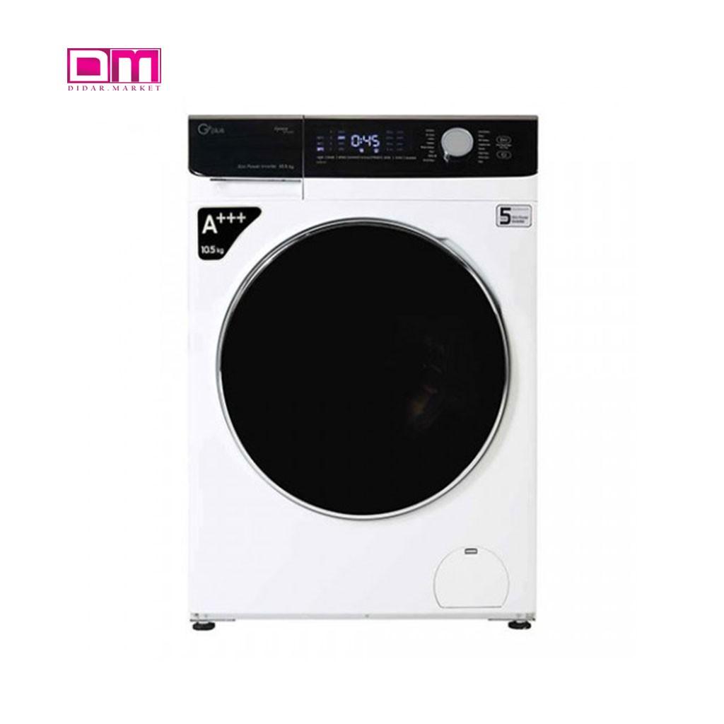 ماشین لباسشویی جی پلاس مدل GWM-K1048
