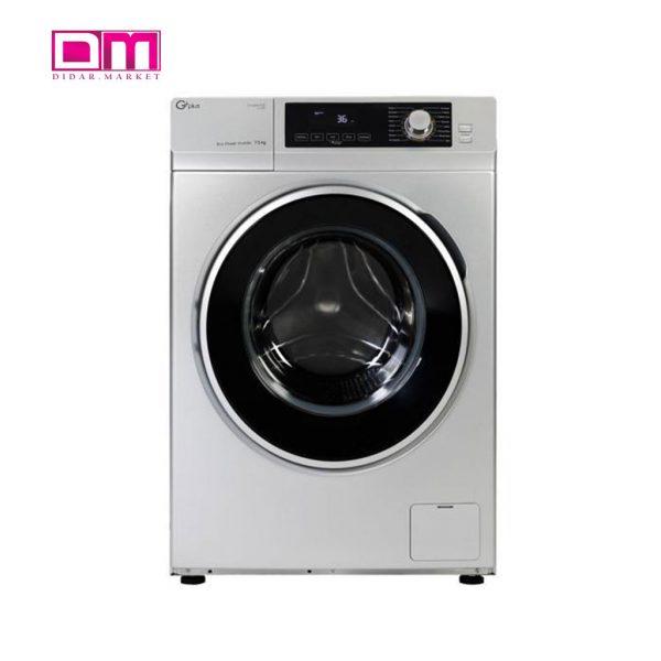 ماشین لباسشویی جی پلاس مدل GWM-K723