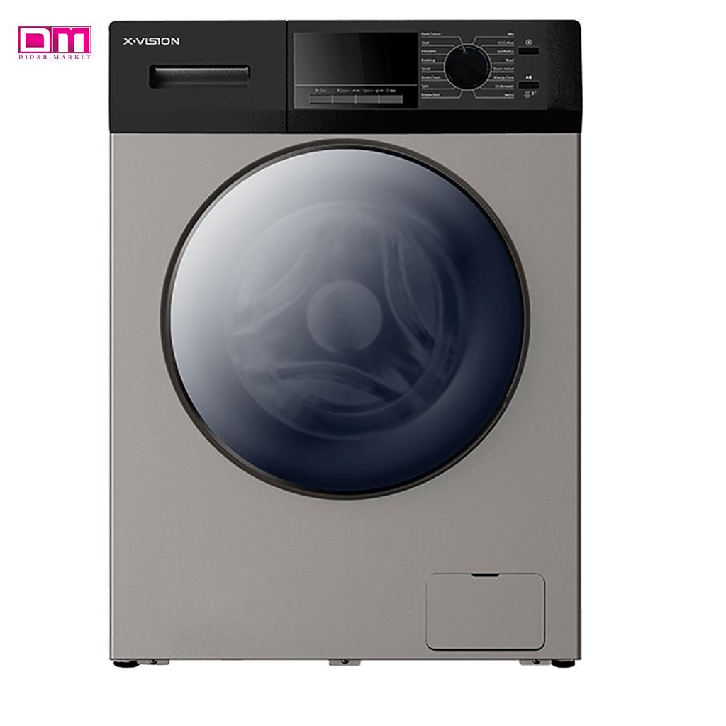 ماشین لباسشویی ایکس ویژن مدل TM-84BSBL