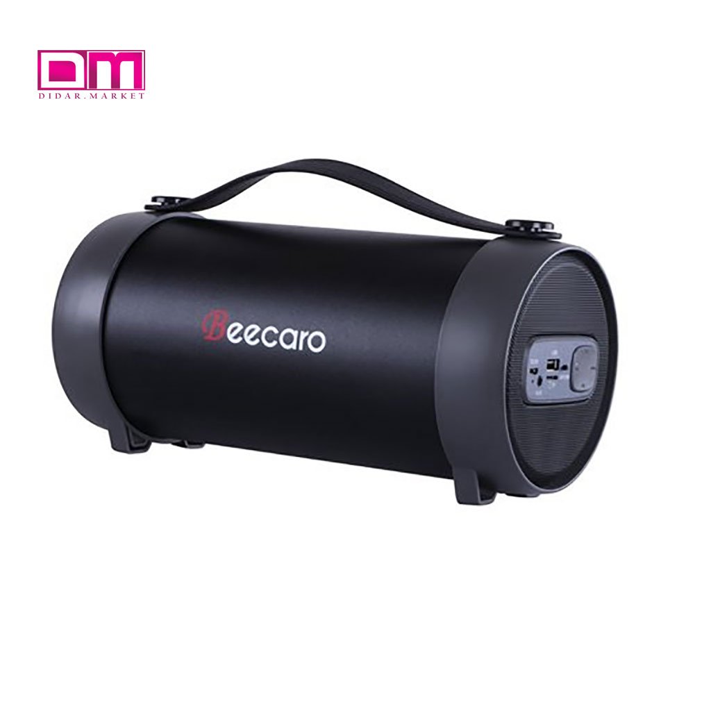 اسپیکر بلوتوثی قابل حمل بیکارو مدل S22E