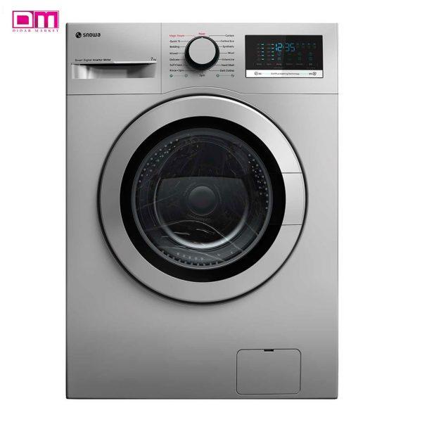 ماشین لباسشویی اسنوا مدل SWM-72304