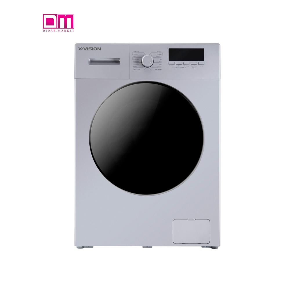ماشین لباسشویی ایکس ویژن مدل TE62-AW/AS