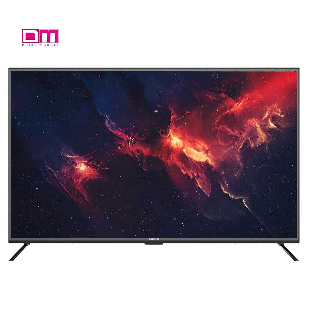 تلویزیون ال ای دی آیوا هوشمند مدل 50D18