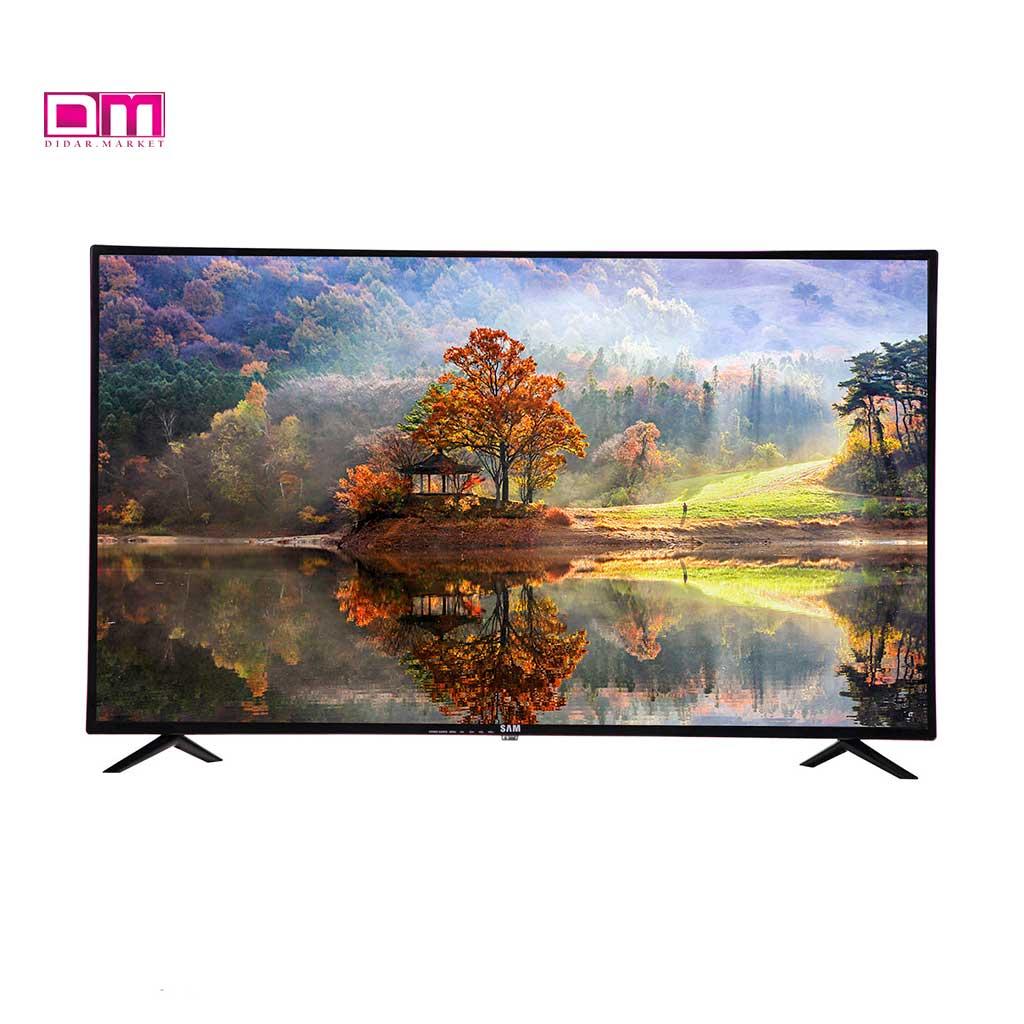 تلویزیون ال ای دی سام هوشمند مدل UA43T5500