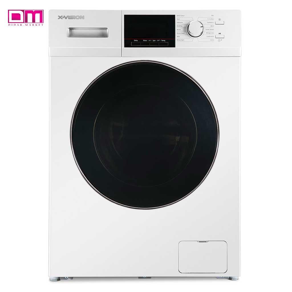 ماشین لباسشویی ایکس ویژن مدل TM94-AWBL/ASBL