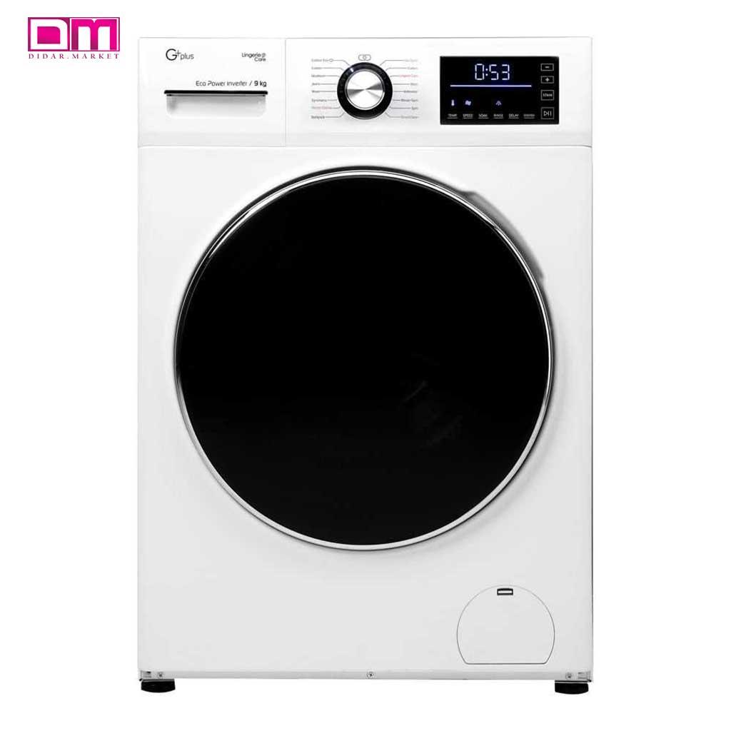 ماشین لباسشویی جی پلاس مدل GWM-K945