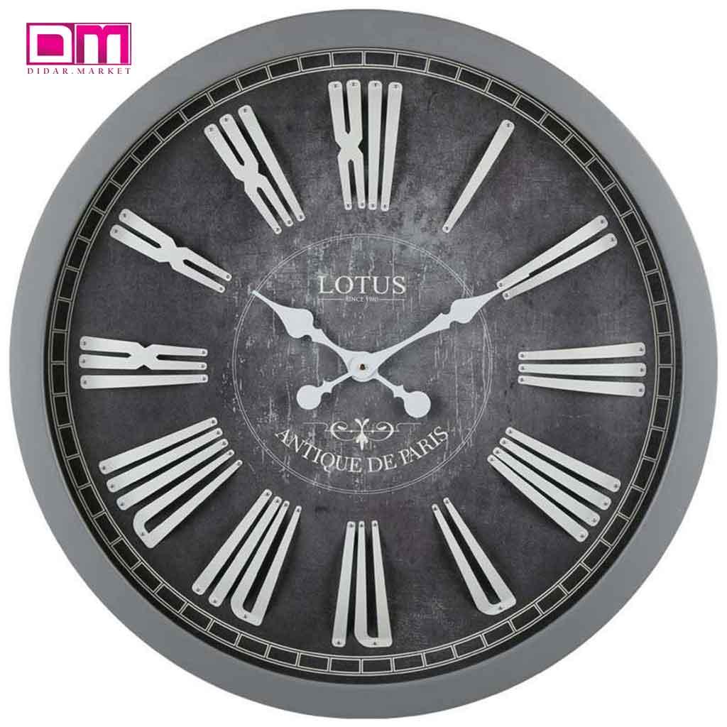 ساعت دیواری لوتوس مدل W-7736-GONZALES