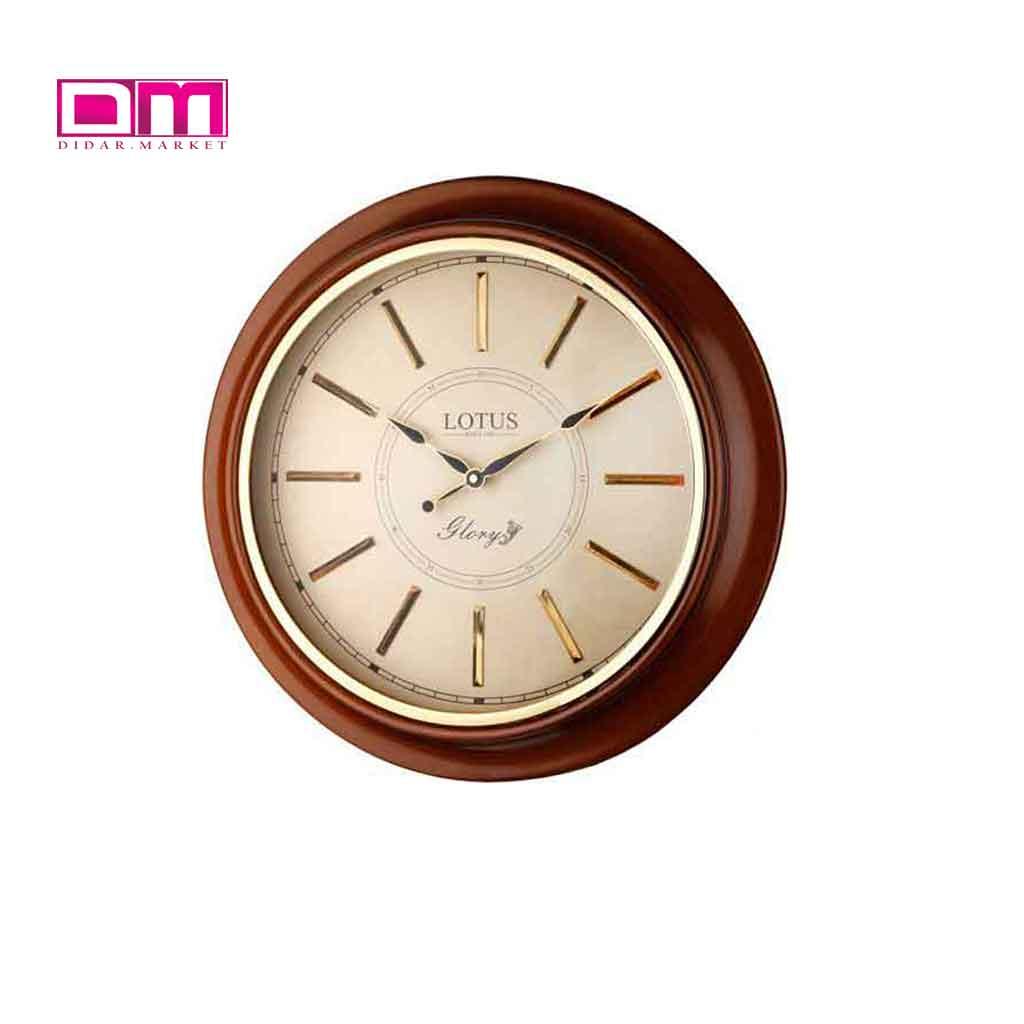 ساعت دیواری لوتوس مدل W-8031-MOERS