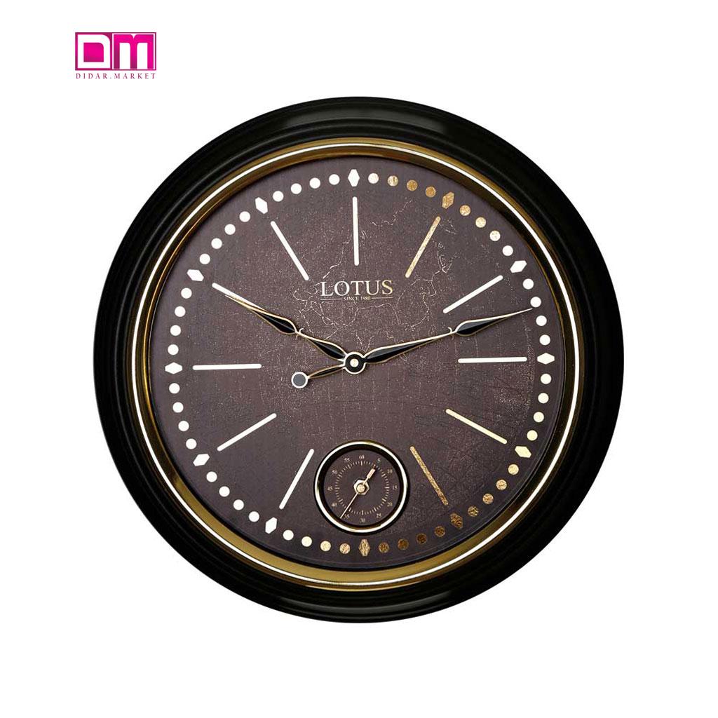 ساعت دیواری لوتوس مدل ALPINE M-3021